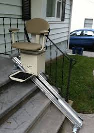 Outdoor Stair Lift for Residential Use Indy Outdoor