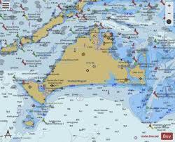 Marthas Vineyard Ma Marine Chart Us13233_p2110