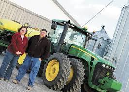 Doris Ralston and son carry on the family farm – Ohio Ag Net ...