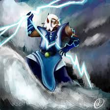 dota 2 zeus by artofgreenu on deviantart