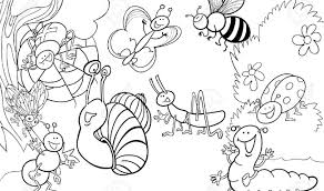 insects coloring pages insects coloring page insect pages printable for kids animals free