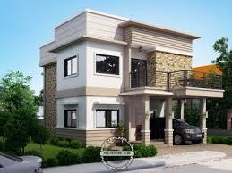 modern house. Floor Plan Code: MHD-2017031 | 271 Sq.m. 4 Beds 3 Baths Modern House