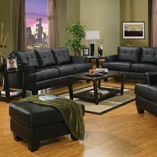 black living room sets. Samuel - Black Living Room Set Sets