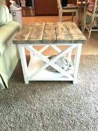 rustic end table plans z2923 rustic end table plans farmhouse end tables rustic end tables rustic