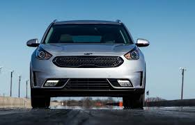 2018 kia electric. unique 2018 2018 kia niro mpg redesign changes and features front view for kia electric