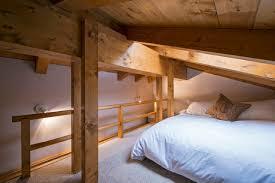 Mezzanine Bedroom Deux Rivieres Verbier O Alpine Guru