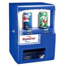 Mini Drink Vending Machine Beauteous Mini Beverage Vending Machine A Cool Little Vending Machine That