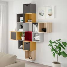 products wall shelves design eket