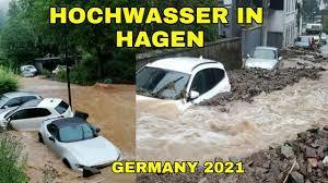 قتيل وإجلاء مئات السكان إثر فيضانات عارمة في ألمانيا - RT Arabic