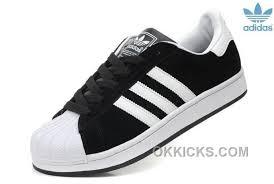 Soldes Ou Acheter Adidas Superstar 2 Femme Homme Daim Noir Blanche Chaussures France Azdhx