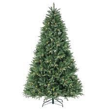 Pre-Lit Dakota Pine Artificial Christmas Tree with Power Pole,