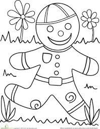 Small Picture Best 25 Gingerbread man kindergarten ideas on Pinterest