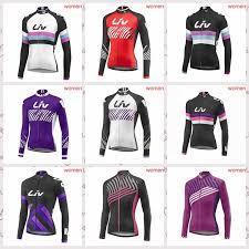 <b>2019</b> New Style LIV <b>Seven</b> Bicycle <b>Downhill</b> Jersey Long Sleeve ...