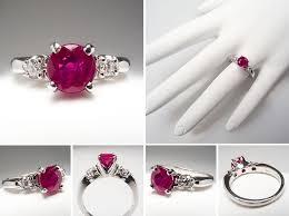 ruby diamond enement ring wm7456 vine