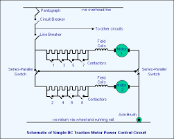 electric traction control the railway technical website prc Traction Control Wiring Diagram electric traction control davis traction control wiring diagram