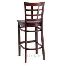 dark mahogany furniture. Dark Mahogany Wood Lattice Back Restaurant Bar Stool With Dark Wood Bar  Chairs Mahogany Furniture M