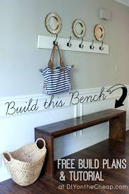 small entryway bench shoe storage. Small Entryway Bench With Shoe Storage And Coat Rack N
