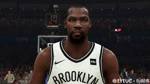 NBA 2K20 Kevin Durant Cyberface【4K】 by ...