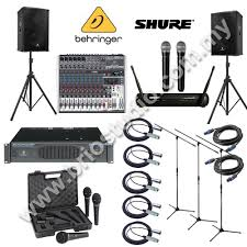 sound system packages. pa system package 18 chann mixer b1220pro \u0026 wireless mics 12\ sound packages p