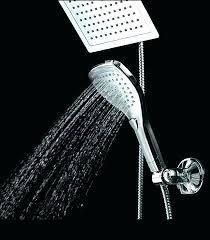 shower head handheld combo rain and best oil rubbed bronze impulse dual moen with