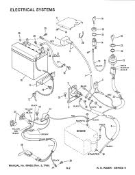 murray lawn mower electrical diagram images wiring schematic murray mower wiring diagrams pictures