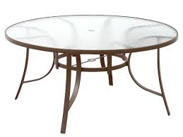 lovely round glass patio table or adorable round glass patio table with magnificent glass patio table patio design 44 small patio table with umbrella hole