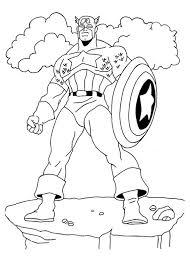 Disegni Da Stampare Avengers Con Disegni Di The Avengers Da Colorare