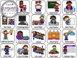 Free Preschool Classroom Job Chart Pictures Ihelp Classroom Jobs Bulletin Board Preschool Job Chart
