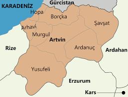 Artvin (Provinz) – Wikipedia