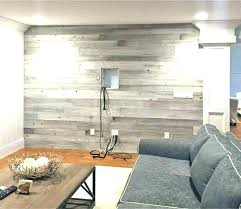 reclaimed wood wall panels sheen distressed paneling for walls barn home depot