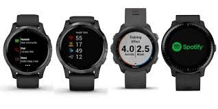 Garmin Wearable Comparison Chart Garmin Vivoactive 4 4s Venu Vs Forerunner 245 Vs