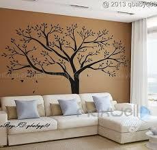 giant family tree wall sticker vinyl