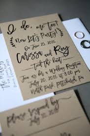 i do, me too, now let's party! elopement, wedding announcement Wedding Announcement And Reception Invitation elopement, wedding announcement, post wedding reception invitation rsvp card, kraft paper, calligraphy wedding announcement reception invitation