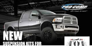 new car releases of 2014Pro Comp announces availability of 2014 applications for Ram 2500