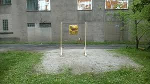 picture of collapsable archery target stand