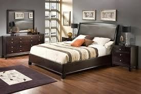 Grey Walls With Brown Furniture. Grey And Brown Bedroom Ideas Walls Dark  Furniture Grey Walls