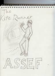 browsing drawings on the kiterunner assef by kernalgohd