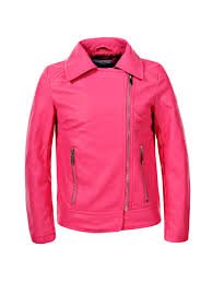 girl s leather jacket gpy 5840