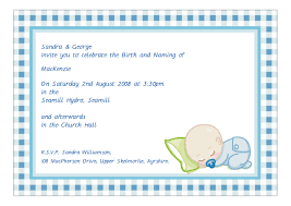 baptism card template baptism christening invite wording bay attic