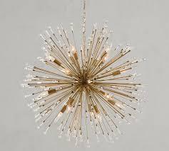 explosion crystal chandelier