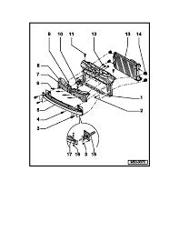 Volkswagen workshop manuals \u003e beetle l4 2 0l aeg 2000 \u003e body and vw beetle brake pedal diagram 2000 vw beetle radiator diagram