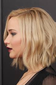 Jennifer Lawrence New Hair Style the best short cut for every face shape southern living 5968 by wearticles.com