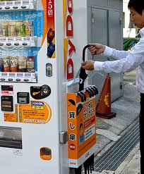 Vending Machine Rental Near Me Inspiration Japanese Vending Machines Now Offer Free Umbrella Rental Japan Trends