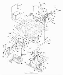 Diagram basic wiringm for all garden tractors using stator and