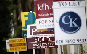 Make A For Sale Sign 7 Must See Charts Before You Buy A House Telegraph