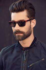 Mens Hairstyles With Glasses Http Travbeachboycom Blogs News Hair Styles Pinterest
