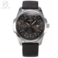 online buy whole x men watches from x men watches agentx stainless steel black dial silver case black leather band auto date quartz men business casual