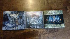 ensiferum from afar wintersun time i ayreon the theater equation