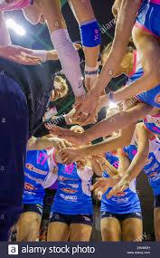 Finale di Coppa Italia Serie A1 Femminile di Pallavolo Stock Photo - Alamy
