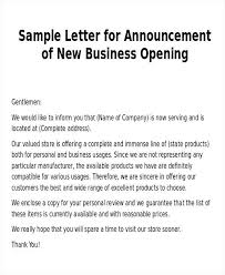 Business Announcement Template Company Announcement Template